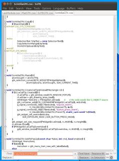 Scite 2.27: Pemrograman dan Pengembangan Perangkat Lunak