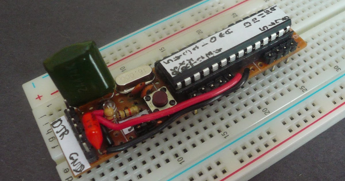 lectronique en amateur fabrication d 39 un arduino con u pour utilisation sur breadboard. Black Bedroom Furniture Sets. Home Design Ideas