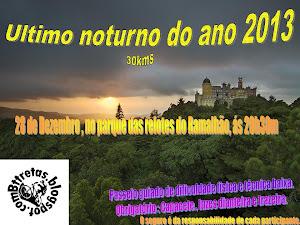 Utimo noturno de 2013