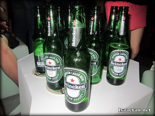 The New Heineken Bottle