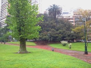 Barrancas de Belgrano Ciudad de Buenos Aires