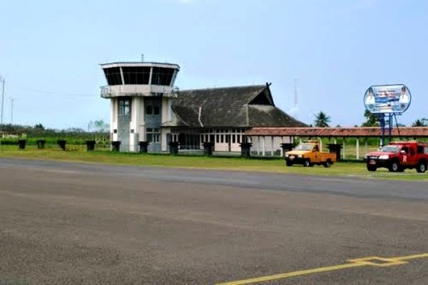 Bandara Nusawiru, Pangandaran, Jawa Barat. ZonaAero