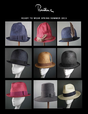 Prudence Millinery Ready-To-Wear Hats Spring Summer 2015