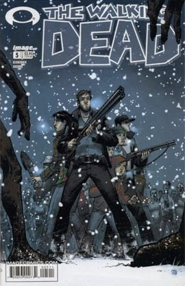 The Walking Dead #5 pic