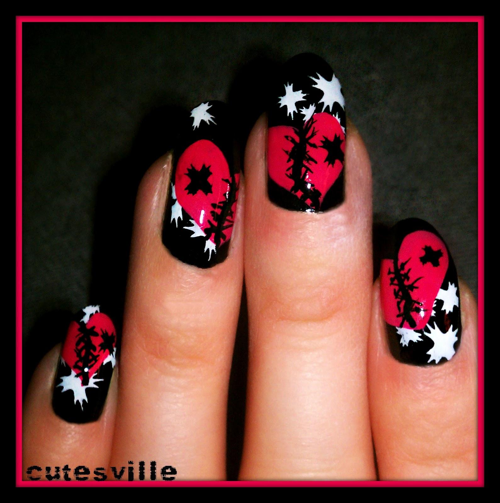 cutesville: a very emo valentine