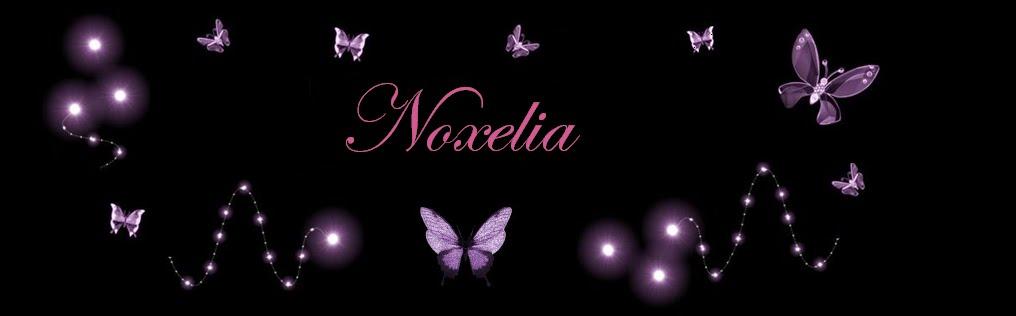 Noxelia: Stamping nail art