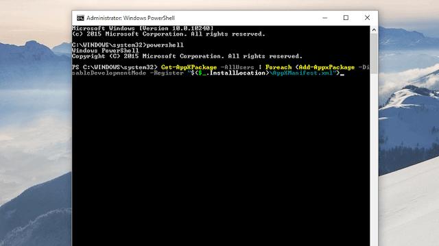 كيف تقوم بإصلاح خلل تعطّل قائمة ابدأ في ويندوز 10
