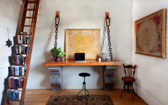 Fotos de escaleras escaleras de pintor - Escalera de pintor de madera ...