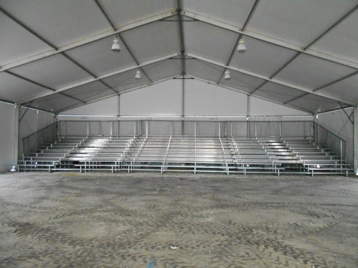 florida bleacher rentals and portable grandstands