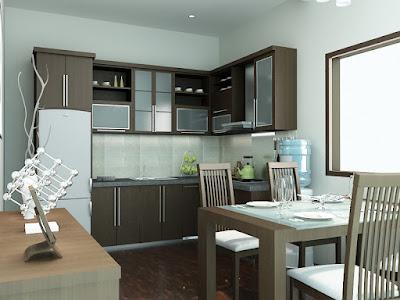 Menyulap Ruang Makan Rumah Minimalis Kondusif