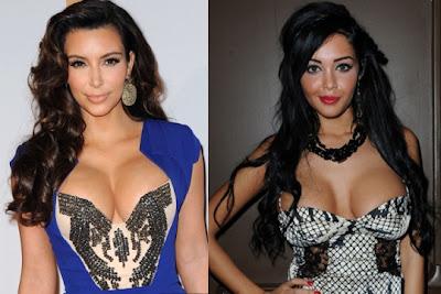 Nabilla et Kim Kardashian réunies sur NRJ12