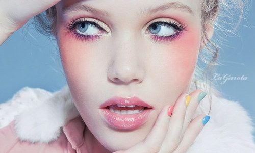 Candy Color na Maquiagem