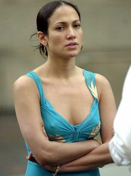 jennifer lopez. Jennifer Lopez is Terrified of