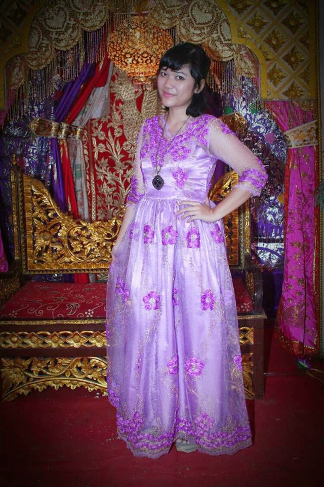 Foto Model Baju Kebaya Long Dress