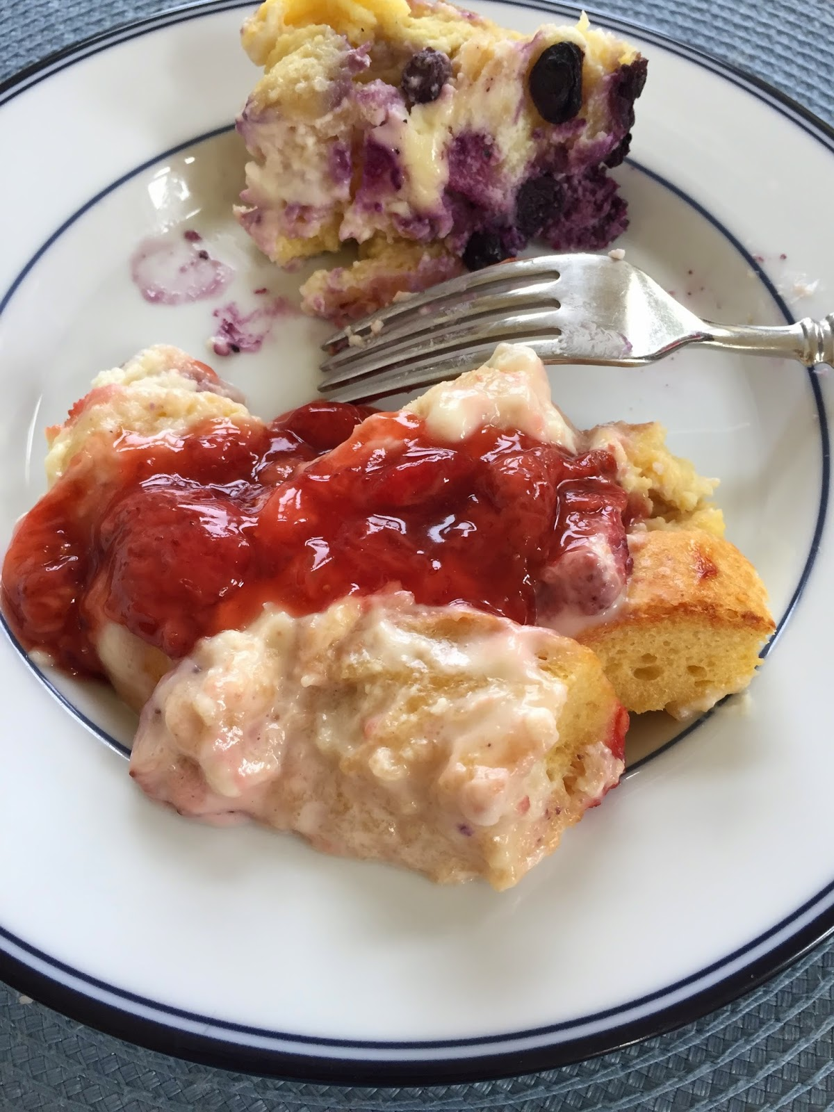 Overnight Berry French Toast: Savory Sweet and Satisfying