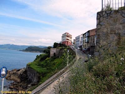 Acantilados Lastres, Asturias