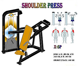 Shoulder Press Black