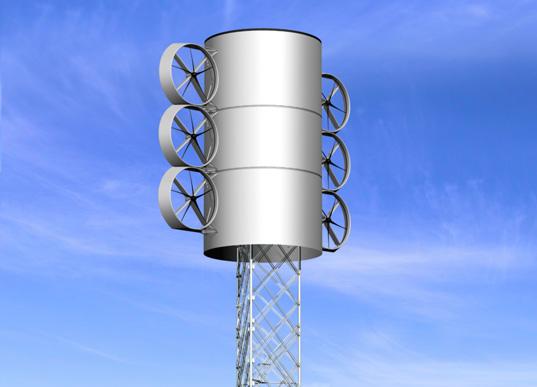 Turbines and Electricity: Bladeless Wind Turbine