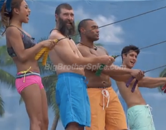 Big Brother 16 Premiere Night 2014