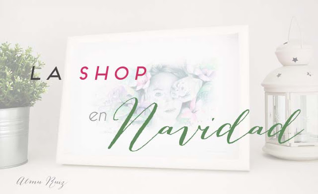 Shop online Almu Ruiz Ilustracion