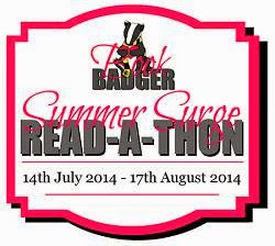 http://book-badger.blogspot.com/2014/05/summer-surge-read-thon-sign-ups.html