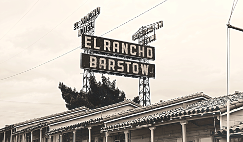 el rancho motel barstow california route 66
