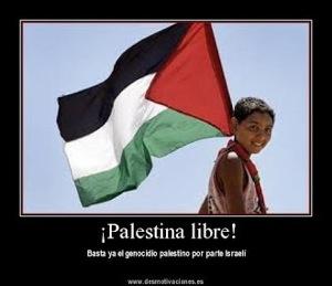 PALESTINA también es mi PATRIA
