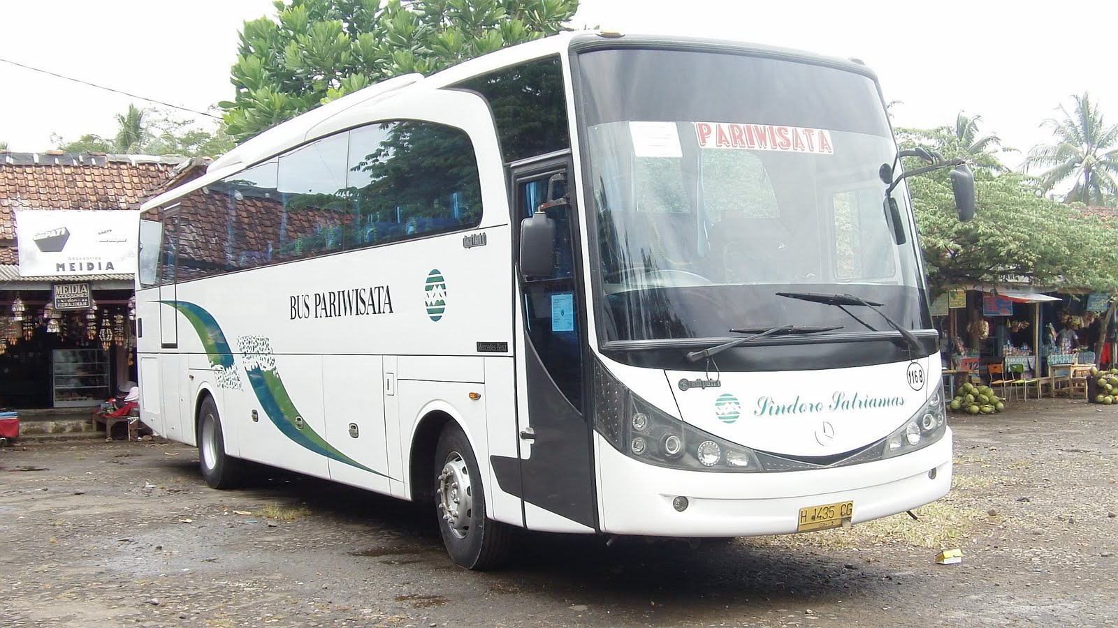 Sewa Bus Pariwisata Semarang Kaskus The Largest Indonesian