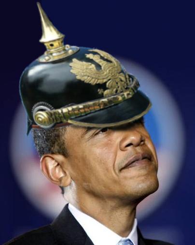 obama pinhead