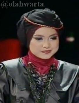 Sarah Tereliminasi di Indonesian Idol