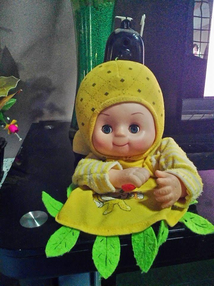 Baby Doll Nana dalam Kenangan
