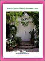 191 Cottage Style Decorating Tips eBook