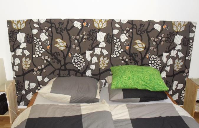 Un cabecero barato y original para un piso de alquiler - Cabeceros baratos y originales ...