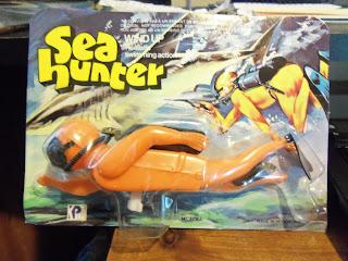 ... do Mergulhador de plástico