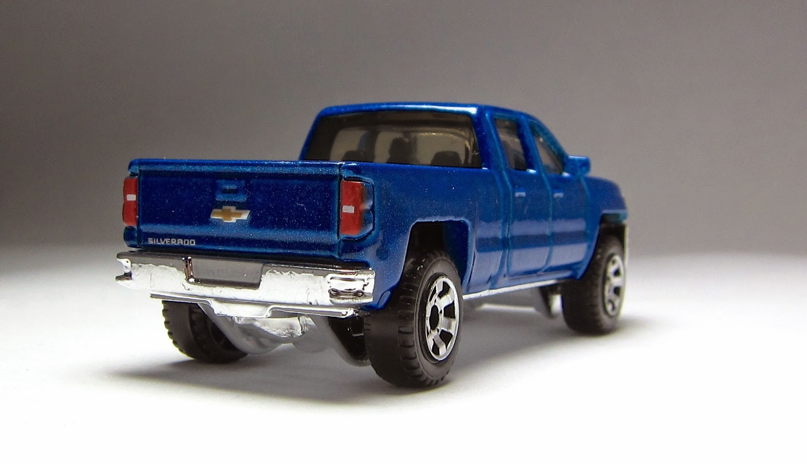 Matchbox 2014 Chevy Silverado 1500 (2014 New Models):