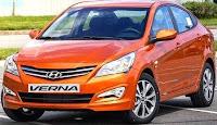 Comparison Hyundai Verna Facelift