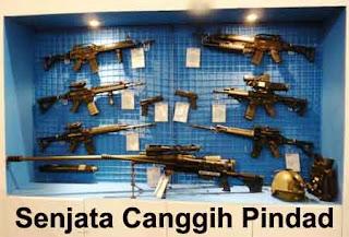 Info Blog, senjata canggih