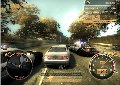 Need for Speed: Most Wanted (2005) screenshot 7