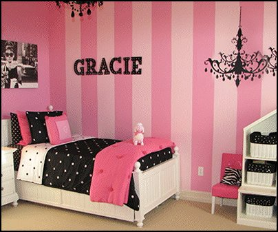 Bedroom on Decorating Theme Bedrooms   Maries Manor  Pink Poodles Of Fun Bedroom