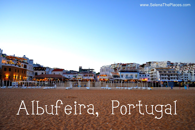 Old Town Albufeira Portugal