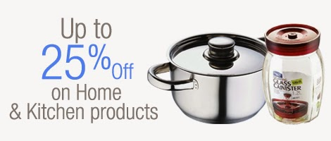 Discount Offers on Kitchen Products during Diwali Week