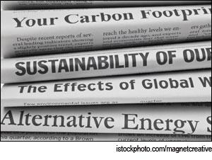 Climate Headlines, istockphoto.com/magnetcreative