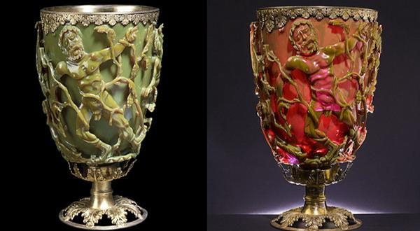 Piala Kuno yang diperkirakan Berusia 1.600 Tahun