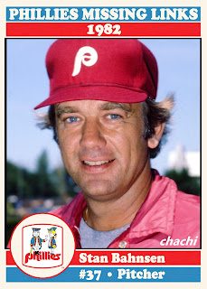 Phillies Missing Links of the 1980s – #4 Stan Bahnsen