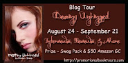 Destiny Unhinged Blog Tour