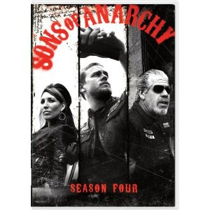 Sons of Anarchy season 4 release date DVD