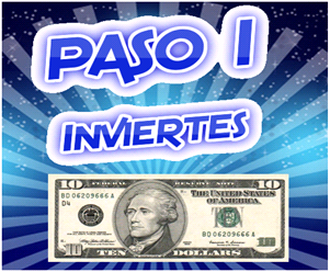 Invierte 10 USD