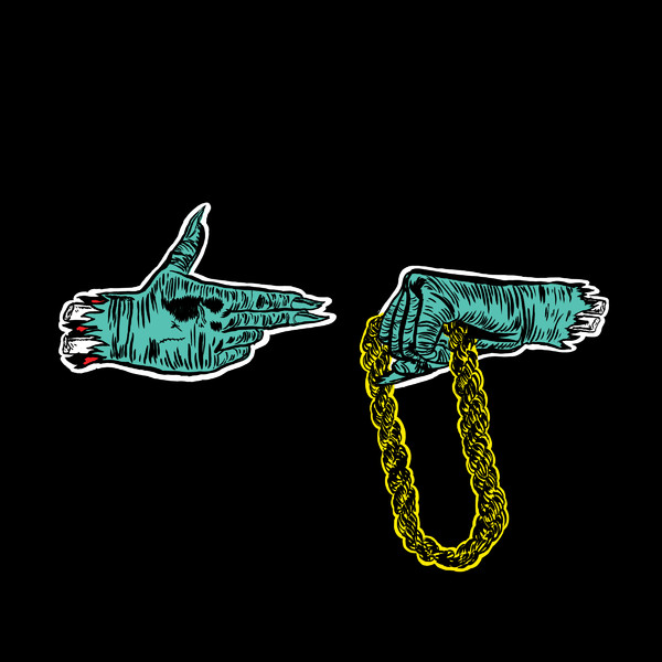 EL-P & Killer Mike - Run the Jewels  Cover