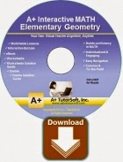 Elementary Geometry Interactive Math Software