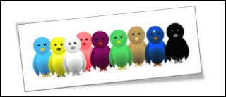 twitter,Memasang burung Twitter terbang,Twitter Flying Bird,Widget Burung Twitter